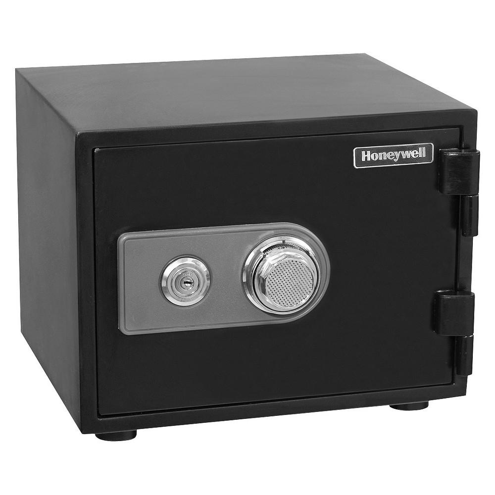Honeywell Steel Fire Proof Safe - Black (2101)