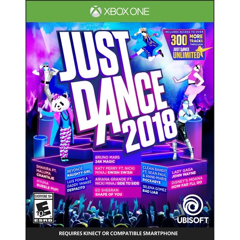 Just Dance 2018 - Xbox One - image 1 of 5