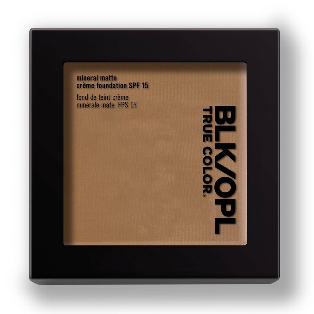 Black Opal True Color Mineral Matte Cr 232 Me Foundation With Spf 15 Heavenly Honey 0 3oz