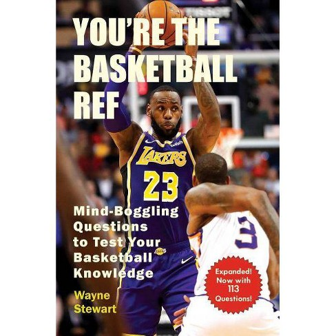 You're the Basketball Ref - by  Wayne Stewart (Paperback) - image 1 of 1