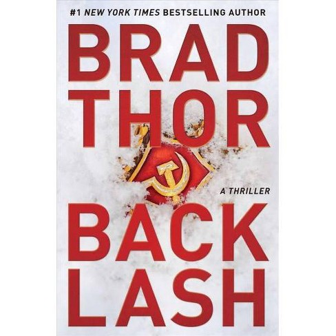 Backlash -  (Scot Harvath) by Brad Thor (Hardcover) - image 1 of 1