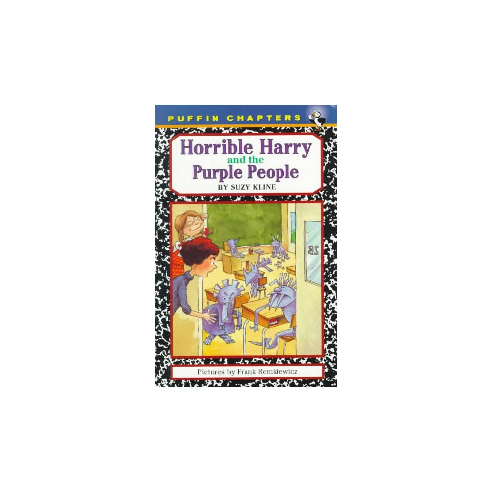 Horrible Harry and the Purple People ( Horrible Harry) (Reprint) (Paperback)