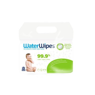 WaterWipes Soapberry Baby Wipes - 4pk/240ct Total