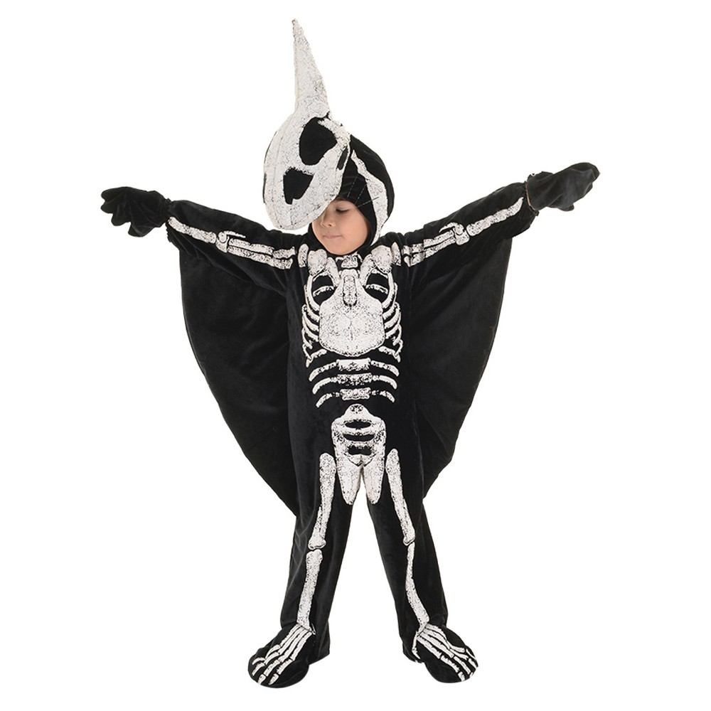 Image of Halloween Boys' Pterodactyl Costume - Large 2T/4T, Boy's, Size: 2T-4T, MultiColored