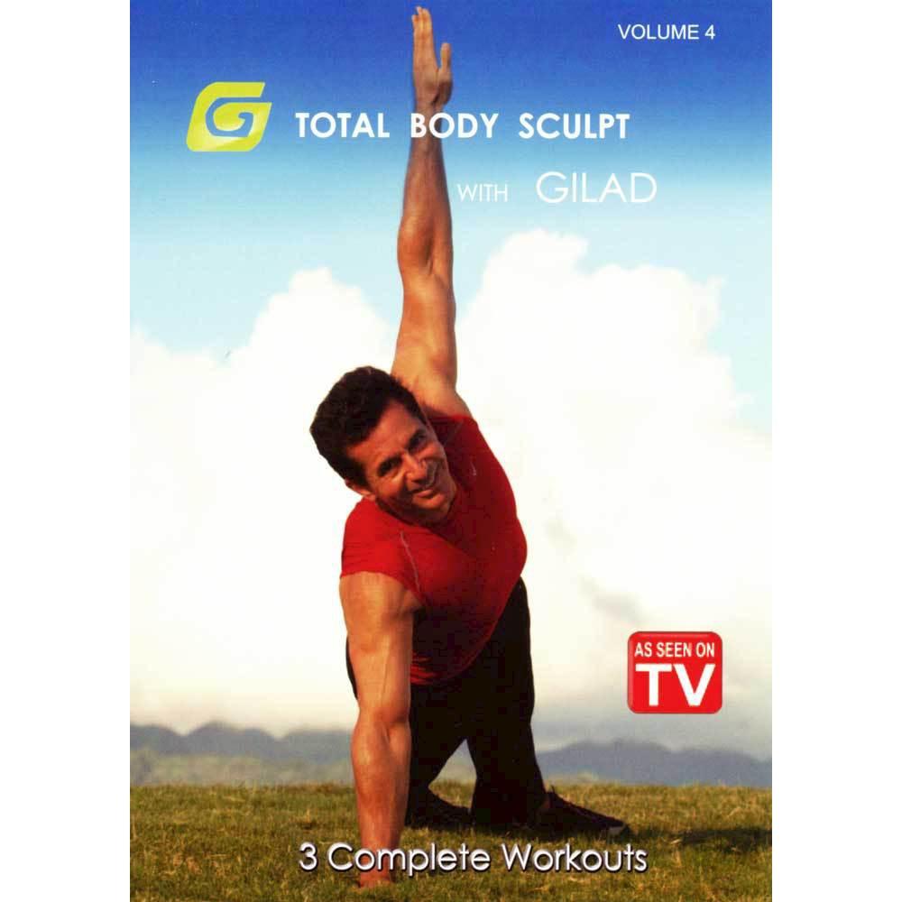 Total Body Sculpt With Gilad:Vol 4 (Dvd)