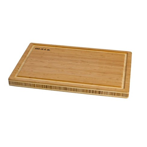 Bull Bamboo Wood Cutting Board End Grain Butcher Chopping Block Table Top Target