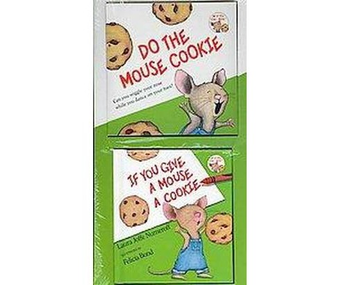 If You Give a Mouse a Cookie (Hardcover) (Laura Joffe Numeroff) - image 1 of 1