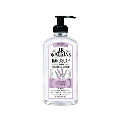 J.R. Watkins Lavender Liquid Hand Soap - 11oz