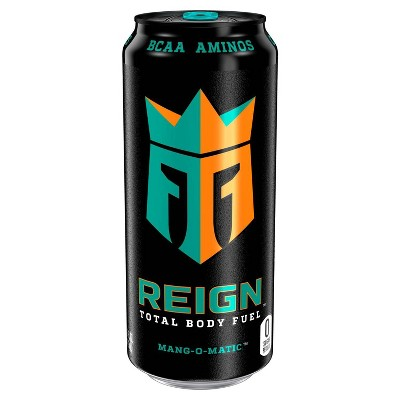 Reign Mang-O-Matic Energy Drink - 16 fl oz Can