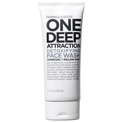 Formula 10.0.6 One Deep Attraction Facial Cleanser - 5.1 fl oz