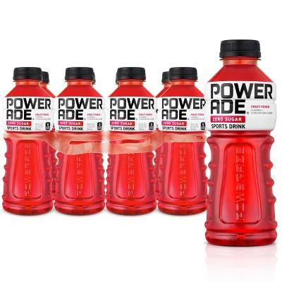 POWERADE Zero Fruit Punch Sports Drink - 8pk/20 fl oz Bottles