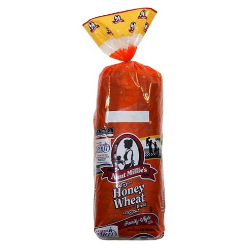 Aunt Millie's® Family Style Honey Wheat Bread 22oz - image 1 of 1