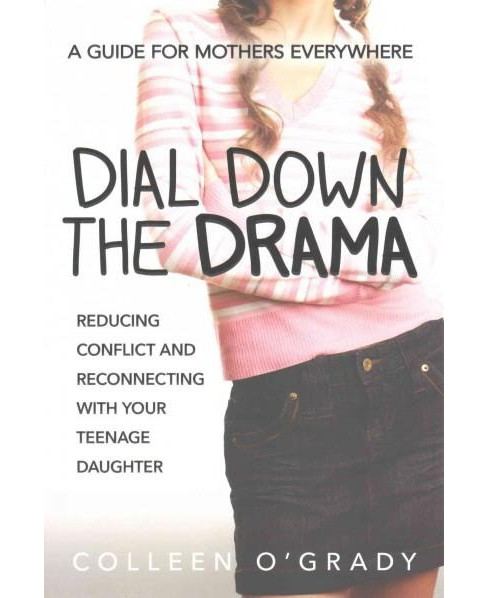 Dial Down the Drama : Reducing Conflict and Reconnecting With Your Teenage Daughter-a Guide for Mothers - image 1 of 1
