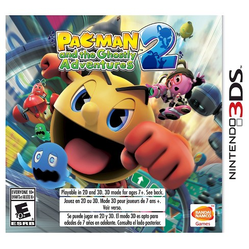 Pac-Man and the Ghostly Adventures 2 PRE-OWNED Nintendo 3DS - image 1 of 1