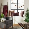 Woven Pom Garland - Threshold™ designed with Studio McGee - image 2 of 4