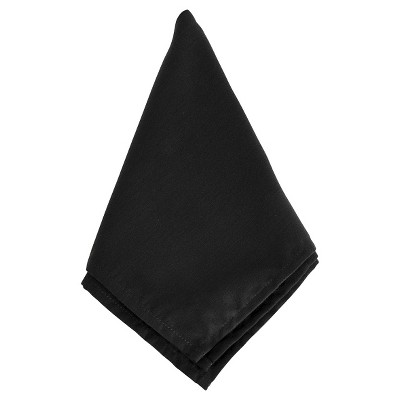Everyday Design Napkins Black (Set of 12)