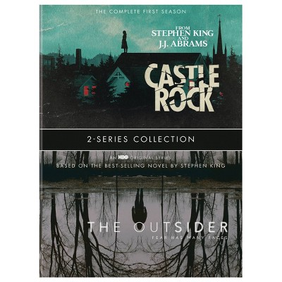 Two-Pack: The Outsider & Castle Rock (DVD)