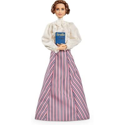 Barbie Signature Inspiring Women: Helen Keller Collector Doll