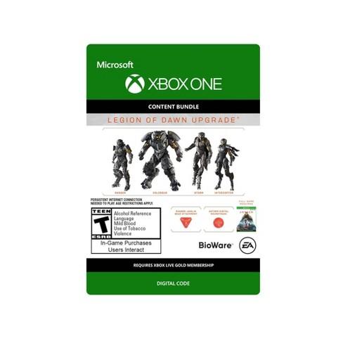 Anthem: Legion of Dawn Upgrade - Xbox One (Digital) - image 1 of 1