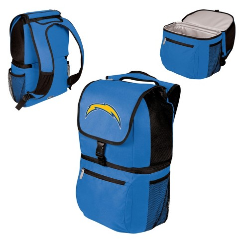 NFL Los Angeles Chargers Picnic Time Zuma Cooler Backpack - Blue - image 1 of 2