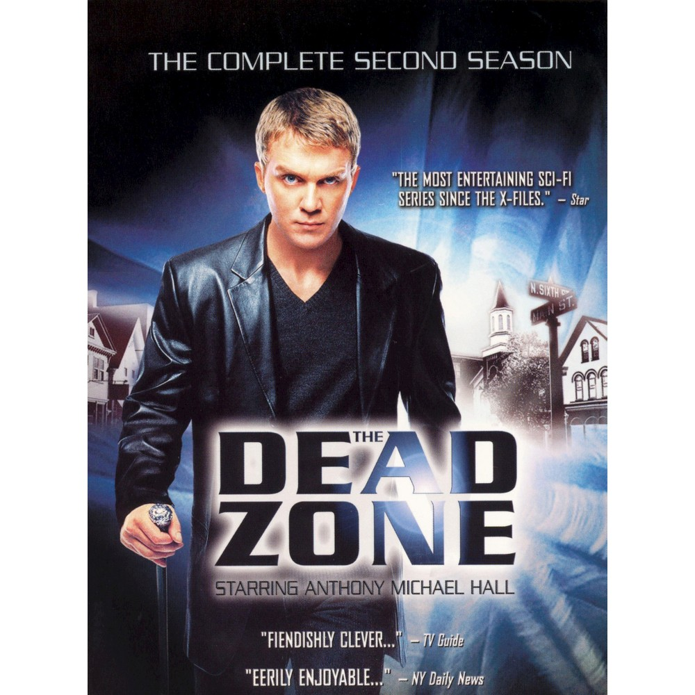 Dead Zone:Season 2 (Dvd), Movies