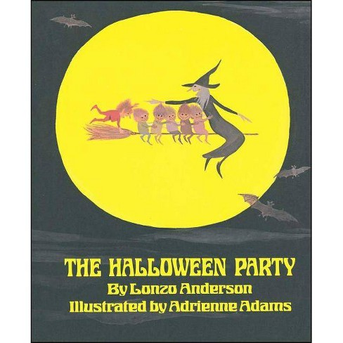 Halloween Party - by  Lonzo Anderson (Paperback) - image 1 of 1