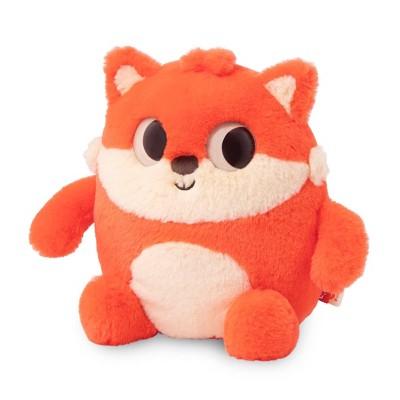 Land of B. Plush Fox Fluffy Doos - Dash