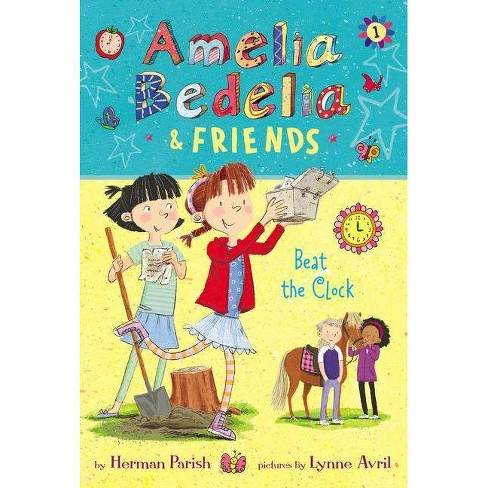 Amelia Bedelia & Friends: Beat the Clock - by  Herman Parish (Hardcover) - image 1 of 1