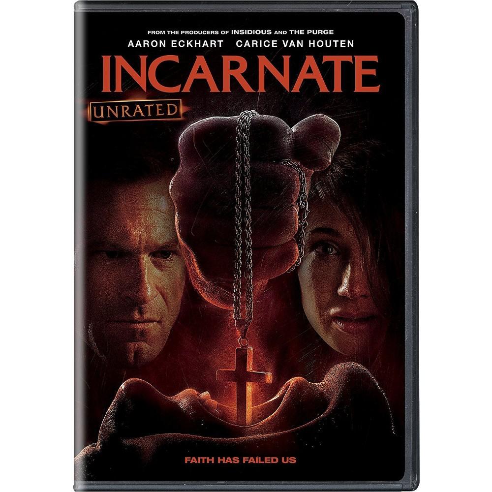 Incarnate (Dvd), Movies