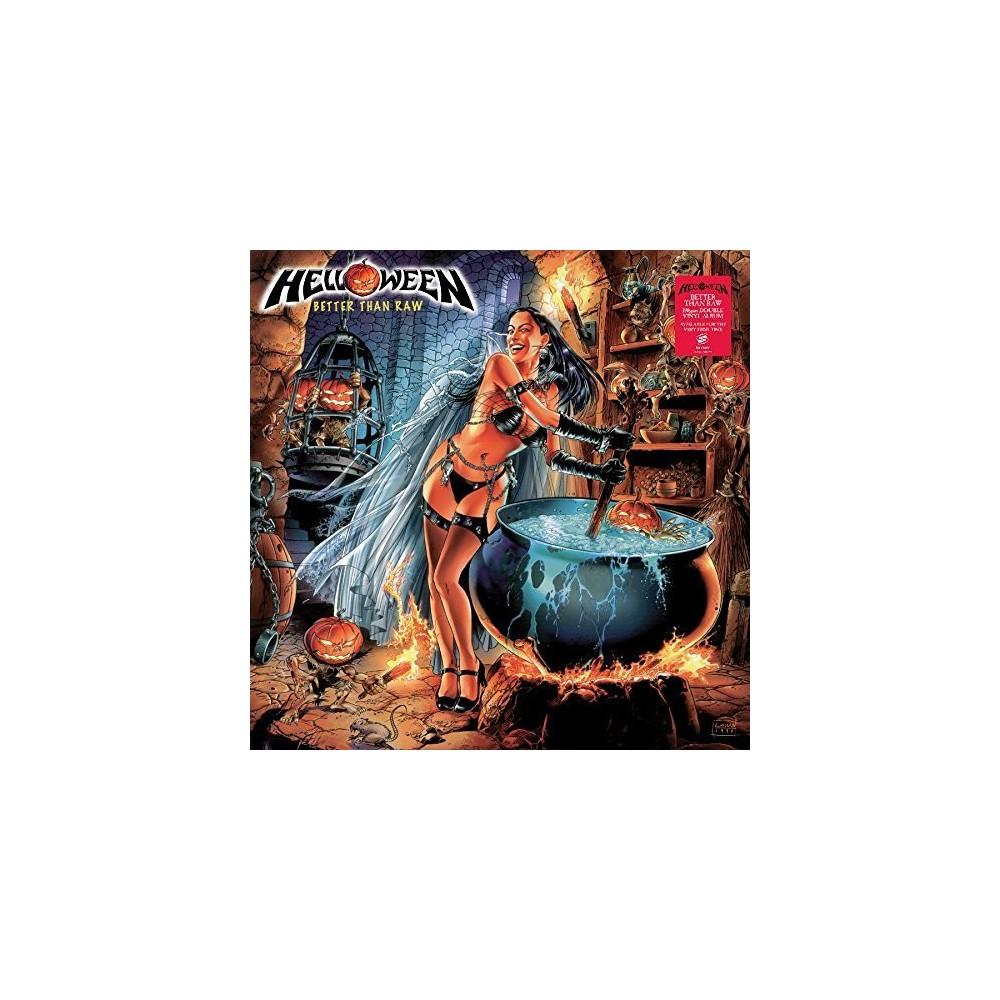 Helloween - Better Than Raw (Vinyl)