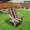 NHL Detroit Red Wings Wooden Adirondack Chair - image 2 of 2