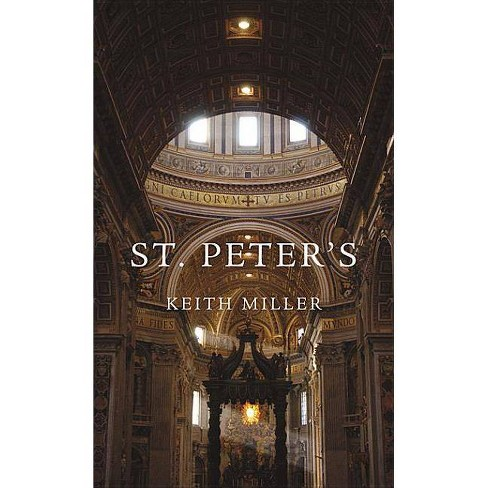 St. Peter's - (Wonders of the World) by  Keith Miller (Paperback) - image 1 of 1
