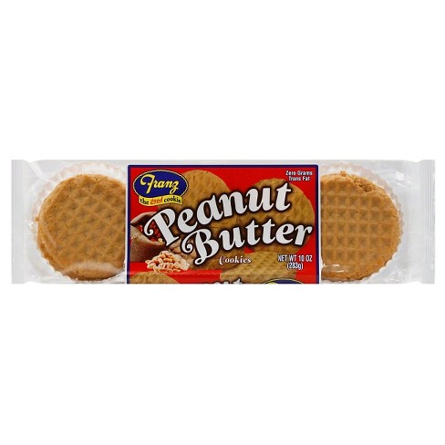 Franz Peanut Butter Cookies - 10oz - image 1 of 1