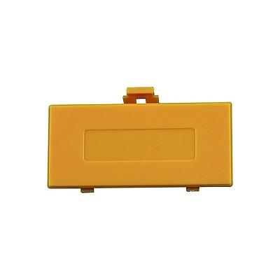 TTXTECH Pocket Battery Door Repair Part Compatible with Nintendo Game Boy, Yellow