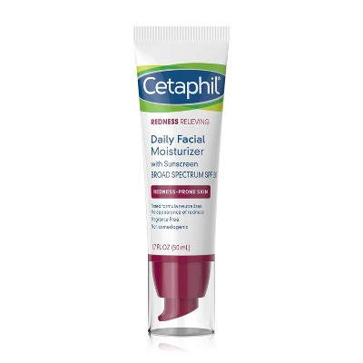 Cetaphil Redness Relieving Daily Facial Moisturizer - SPF 20 - 1.7oz