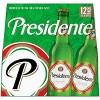 Presidente Pilsner Style Beer - 12pk/12 fl oz Bottles - image 3 of 4