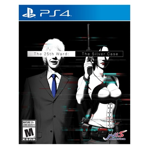 The 25th Ward: The Silver Case - PlayStation 4 - image 1 of 4