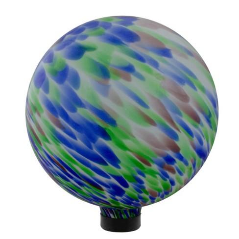 Northlight 10 Swirled Outdoor Garden Gazing Ball Target