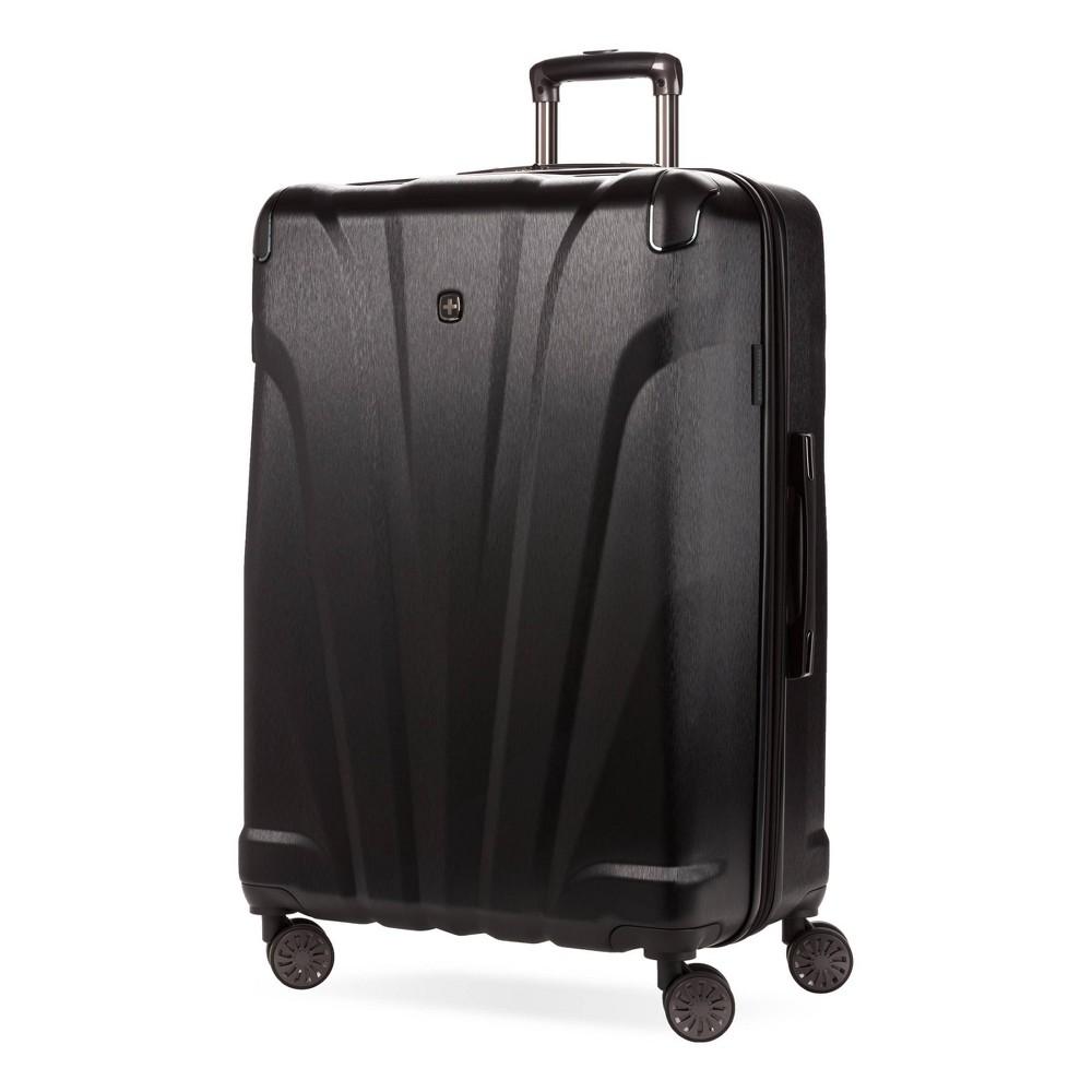 Swissgear 28 34 Cascade Hardside Suitcase Black