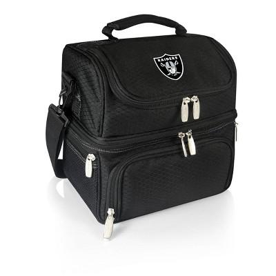 Picnic Time NFL Team Pranzo Lunch Tote - Black