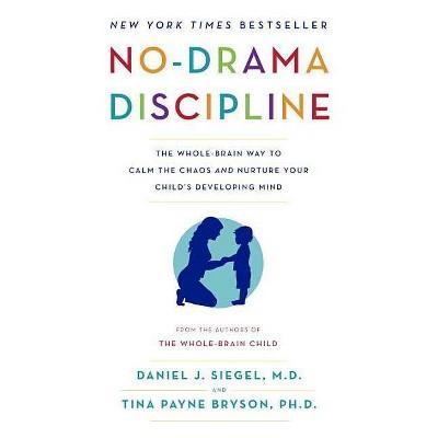 No-Drama Discipline - by Daniel J Siegel & Tina Payne Bryson (Paperback)