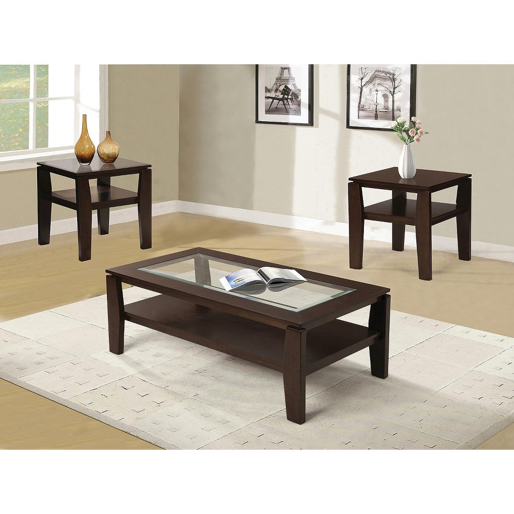 Standalone Table Brown - Home Source