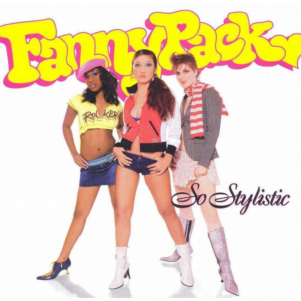 Fannypack - So Stylistic (CD)