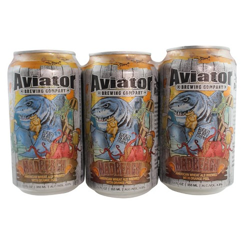 Aviator® American Wheat - 6pk / 12oz Cans - image 1 of 1
