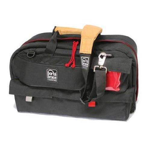 Porta Brace Traveler Camera Case, Compact Mini-DV Video Camcorder Gadget Bag, Black - image 1 of 4