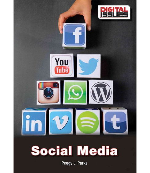 Social Media (Hardcover) (Peggy J. Parks) - image 1 of 1