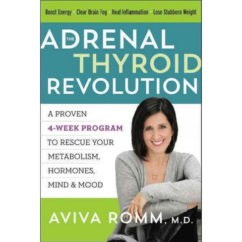 the adrenal thyroid revolution a proven 4 week program to rescue your metabolism hormones mind mood