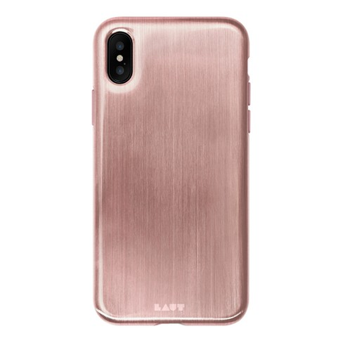 Laut Apple Iphone X Case Metallic Rose Gold Target