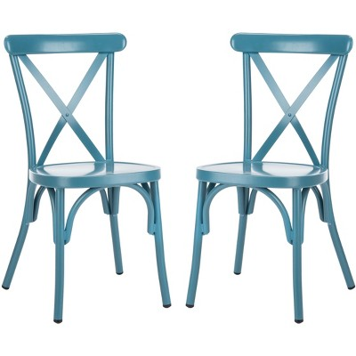 Axton Stackable Side Chair (Set of 2)  - Safavieh