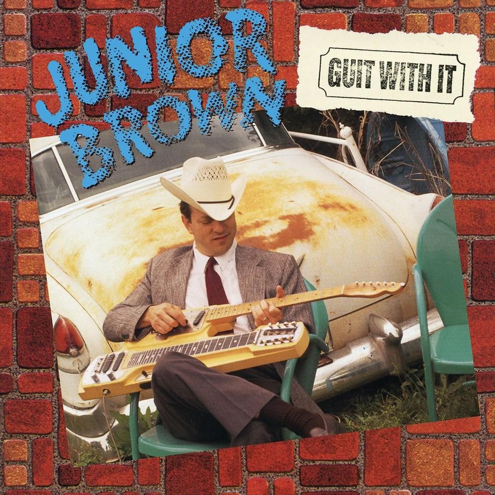 Junior Brown - Guit With It (Vinyl)